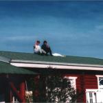 Διάλειμμα στη στέγη